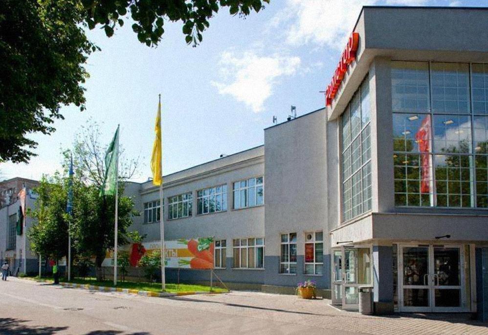 Выставочный комплекс «Росстройэкспо»